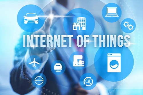The Internet of Things connects everyday objects, providing more in-depth risk information.