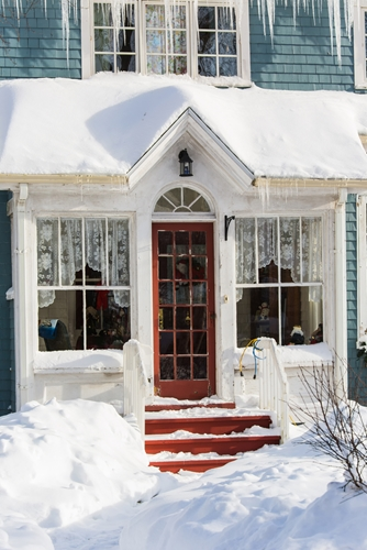 As property owners size up the damage from the inclement weather, Senator Kirsten Gillibrand urged homeowners to photograph their affected properties to demonstrate need for reimbursement.