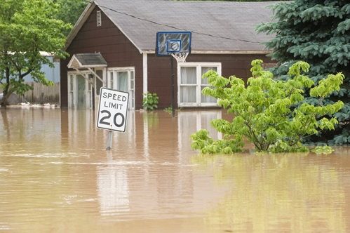 Hurricane Ike and other recent storms have made insurers more aware of the risk posed by storm surges.