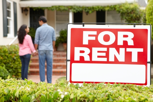 Check your insurance policy before renting out your home.