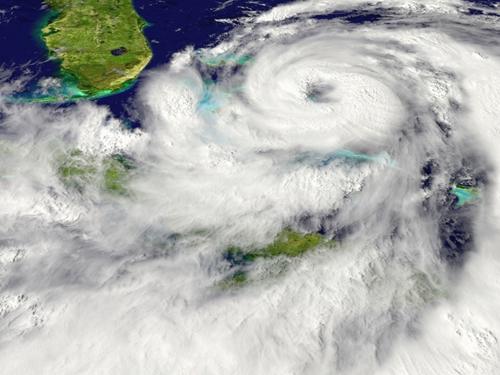 Hurricane Matthew is expected to make landfall soon.