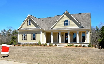 Fewer new single-family homes being built
