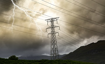 Severe Weather Can Impact Power and Internet Infrastructure
