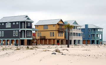 Elevated Beach Homes